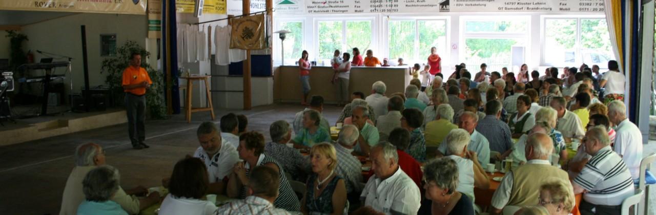 Volkstümlicher Nachmittag am 29. Juni 2014 ab 15 Uhr