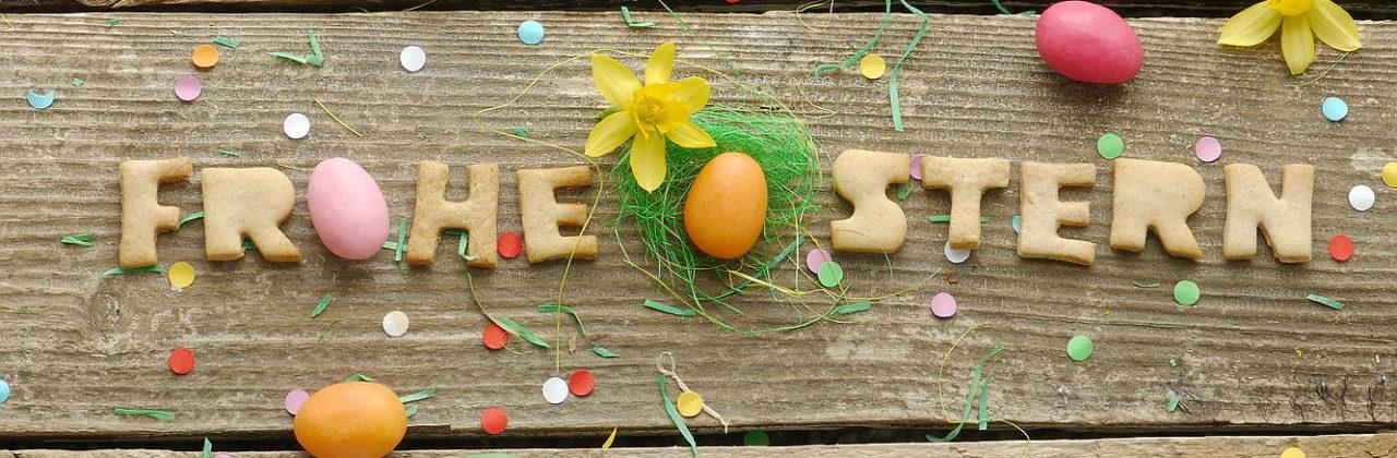 Wir wünschen… frohe Ostern