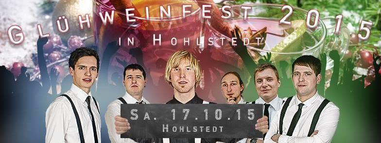 17.10.2015 Glühweinfest Hohlstedt